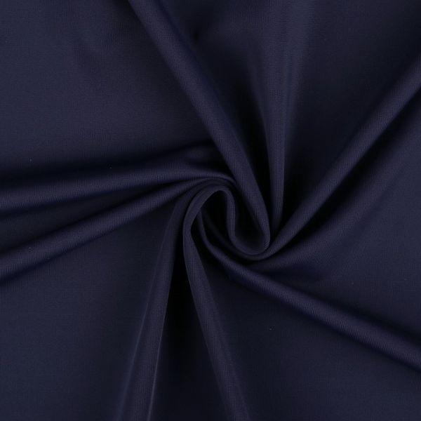 Plavkovina šíře 150 cm - tmavě modrá