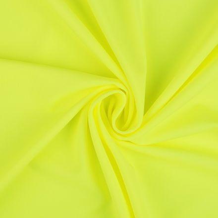 Metráž: Plavkovina šíře 150 cm - žlutozelená neon