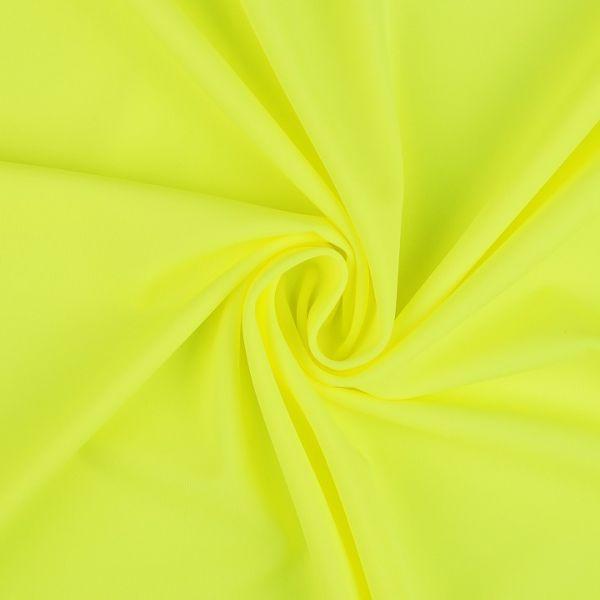 Plavkovina šíře 150 cm - žlutozelená neon