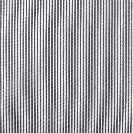 Metráž: Podšívka proužek šíře 150 cm - černobílá