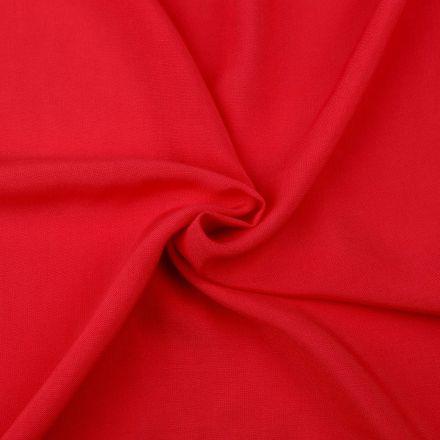 Metráž: Viskóza - červená
