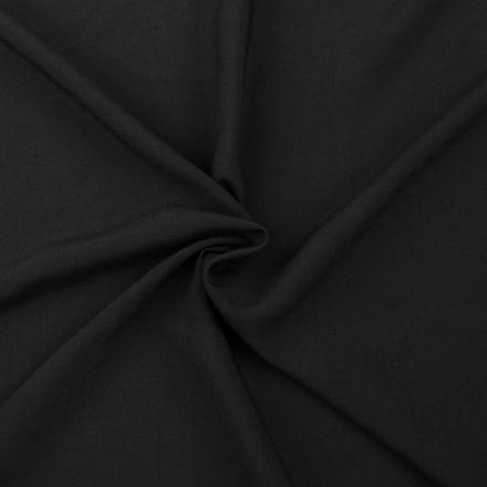 Metráž: Viskóza - černá