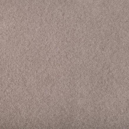 Galanterie: Filc / plsť šíře 110 cm - šedobéžová