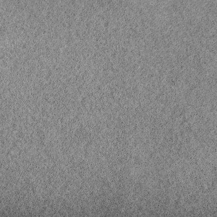 Galanterie: Filc / plsť šíře 110 cm - šedá tmavá