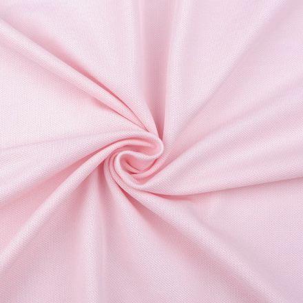 Metráž: Tričkovina piké - růžová