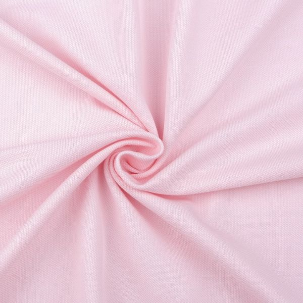 Tričkovina piké - růžová