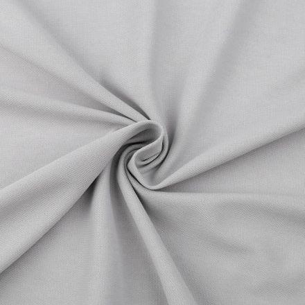 Metráž: Tričkovina piké - šedá