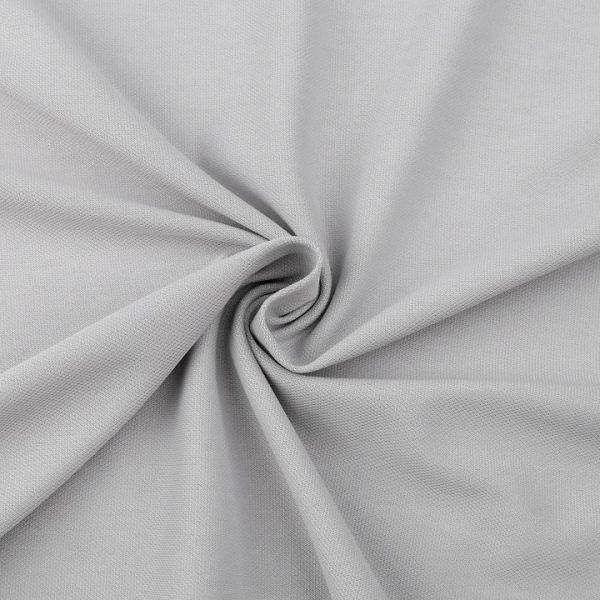 Tričkovina piké - šedá