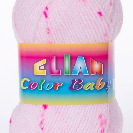 Galanterie: Pletací příze Elian Color Baby (50g)