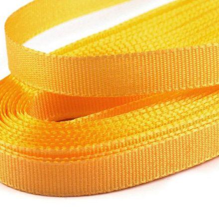 Galanterie: Stuha taftová šíře 9 mm (10m) - žlutá