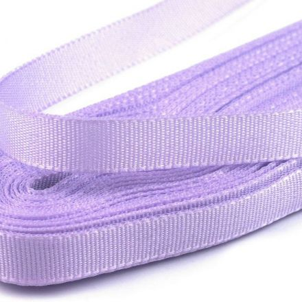 Galanterie: Stuha taftová šíře 9 mm (10m) - lila