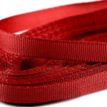 Galanterie: Stuha taftová šíře 9 mm (10m) - červená