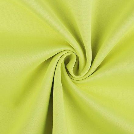 Metráž: Zimní softshell šíře 150 cm - zelená neon