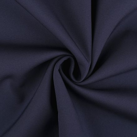 Metráž: Zimní softshell šíře 150 cm - modrá tmavá